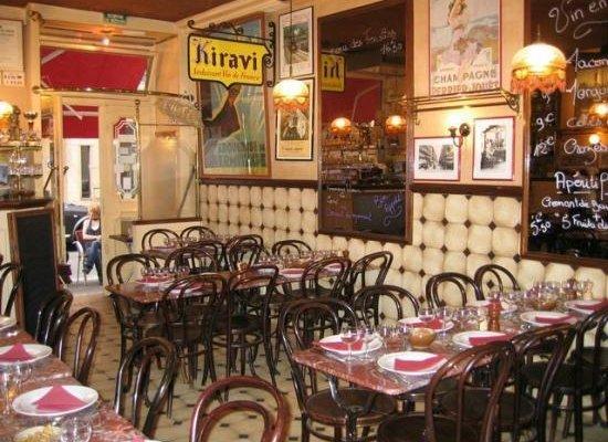 Café Comptoir Chez Sylvie