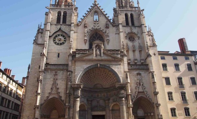 リヨンのサン・ニジエ教会の見どころ[Église St-Nizier]