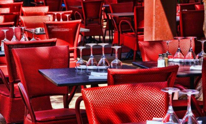 リヨン旧市街にある安くておいしいブション[Le Laurencin]ローランサン