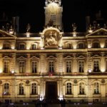 リヨン市庁舎 オテル・ド・ヴィル Hôtel de ville de Lyon