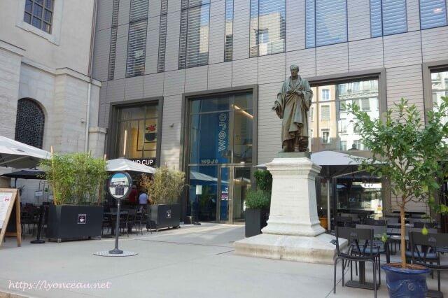 グラン・ホテル=デュー Grand Hôtel-Dieu