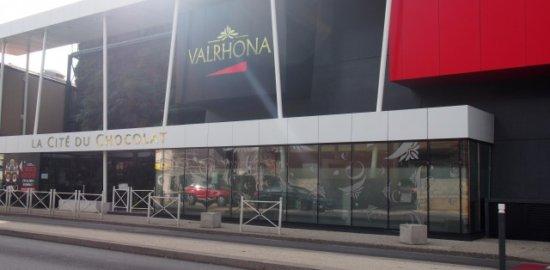 ヴァローナのシテ・ドゥ・ショコラ|CITÉ DU CHOCOLAT VALRHONA