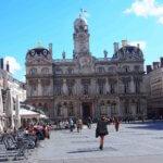 リヨンのテロー広場の見どころと観光案内[Placedes Terreaux]