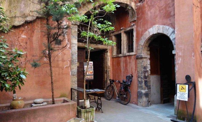 リヨン旧市街 ヴィユーリヨン Vieux-Lyon