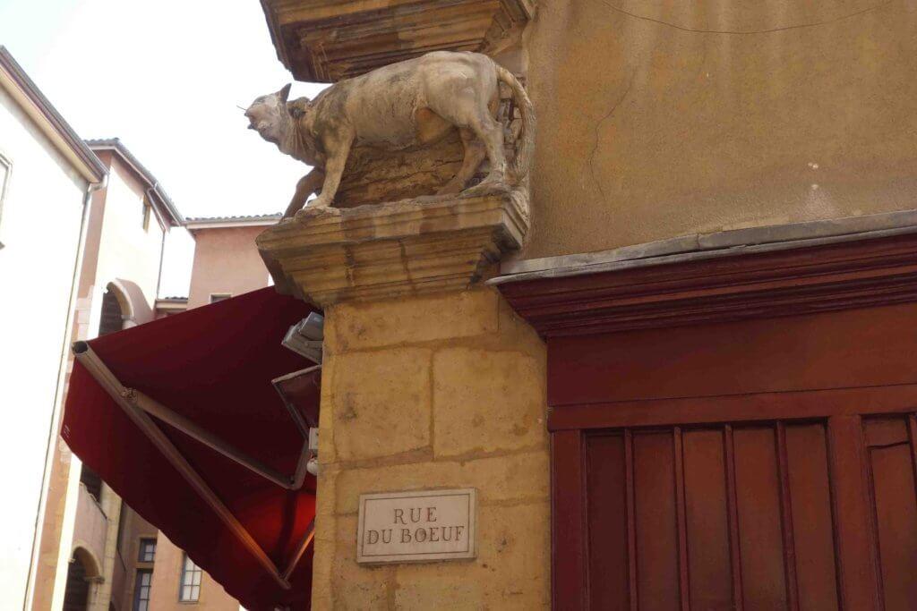 ブッフ通り Rue du Boeuf