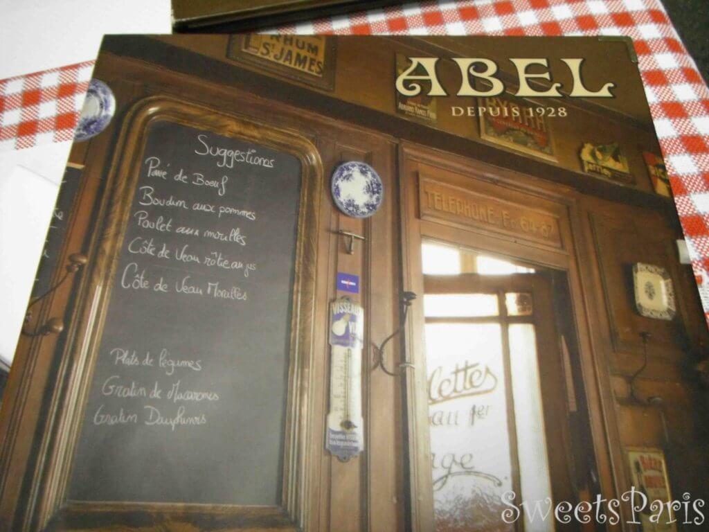 リヨンで一番おいしいクネルのあるブション Café Comptoir Abel
