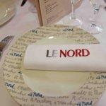 ル・ノール[Le Nord]ポールボキューズのブラッスリーのメニュー・行き方