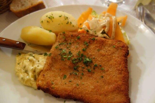 胃袋のパン粉焼き:タブリエ・ド・サプール
