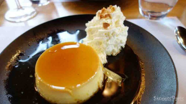 クレーム・キャラメルCrème caramel