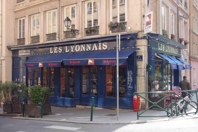 Bouchon Les Lyonnais(レ・ブション・リヨネ)