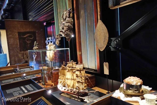 セーヴ SÈVEのチョコレート博物館