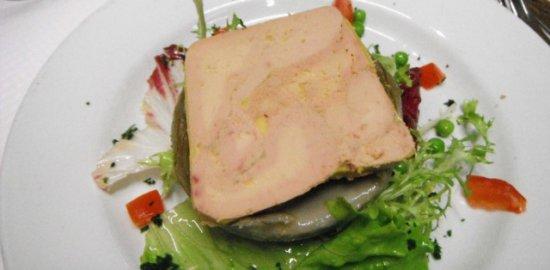 リヨンのパテ料理