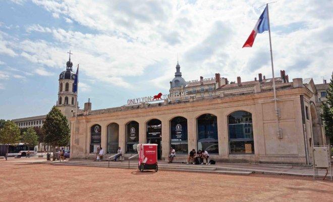 リヨンの観光局でできること|ONLYLYON Tourisme et Congrès