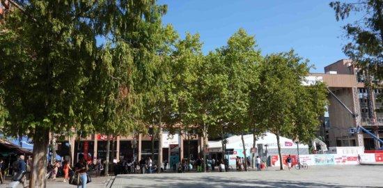 リヨン・パールデュー駅構内のサービス一覧 Gare de Lyon Part-Dieu