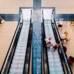 リヨンのコンフリュアンス地区のショッピングセンター Pôle de Commerces et de Loisirs Confluence