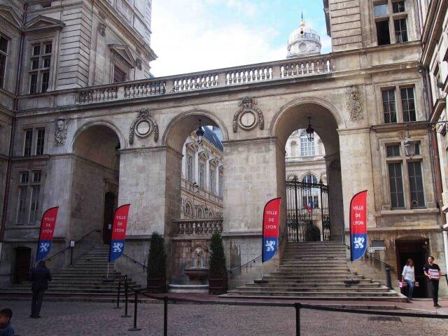 リヨン市庁舎