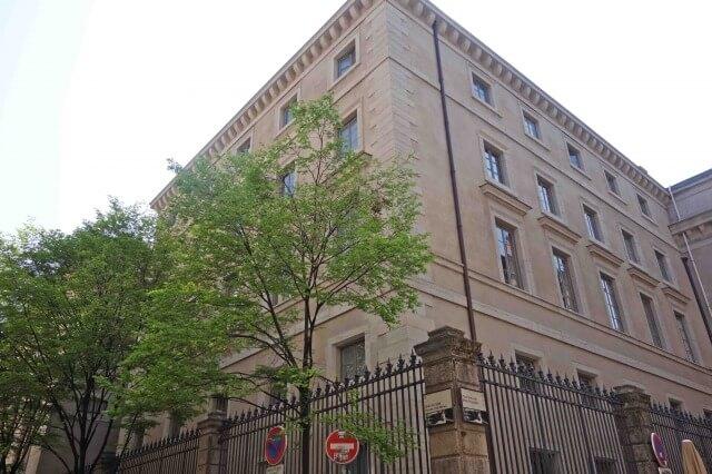 リヨン旧市街のメゾン・ドゥ・シャマリエ Maison du Chamarier