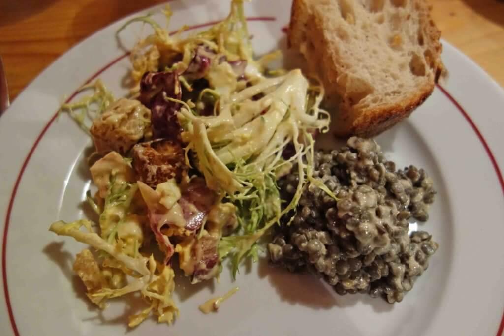 ボリュームにびっくり!テロー広場近くの伝統的ブションで食事してきた Café des Fédérations カフェ・デ・フェデラシオン