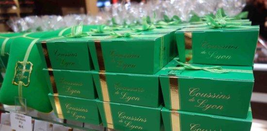 ヴォワザン名物菓子が誕生した老舗コンフィズリー [Voisin]