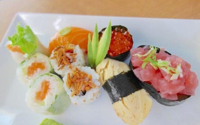 日本人シェフの和食