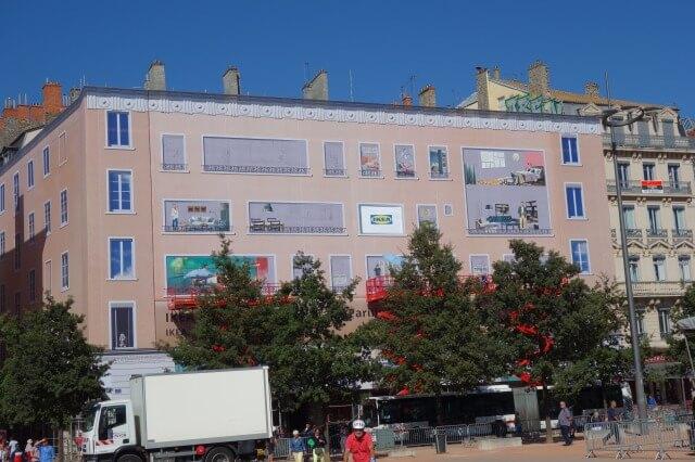 リヨンのイケア[IKEA Lyon Grand Parilly]