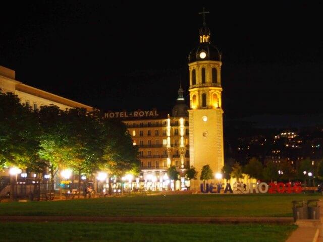 ベルクール広場