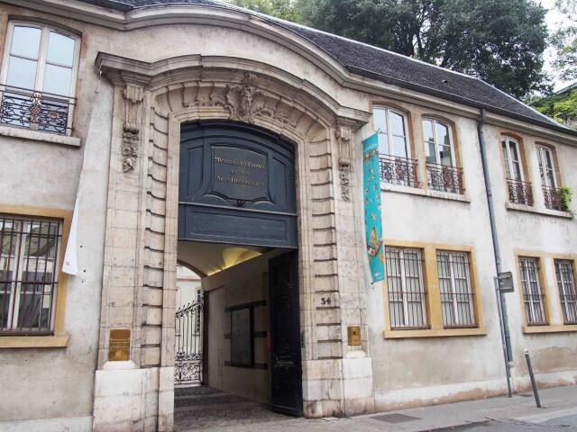 リヨン織物美術館&装飾芸術美術館の観光案内