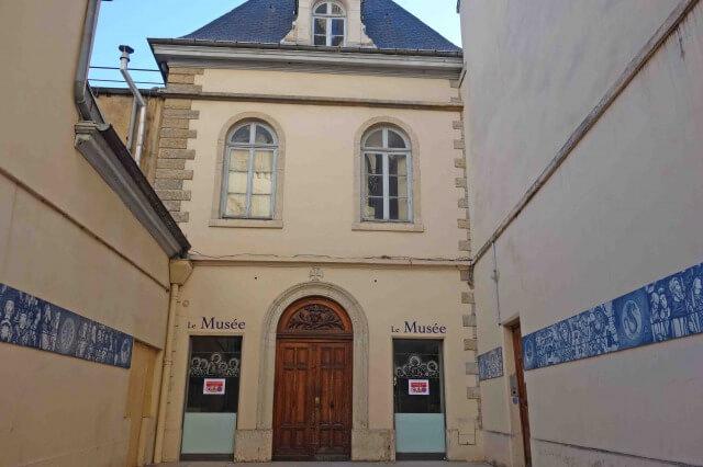 フルヴィエール宗教博物館