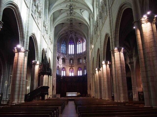 リヨンのサン・ニジエ教会