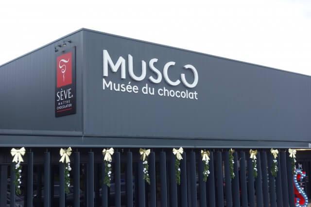 リヨンのチョコレート博物館