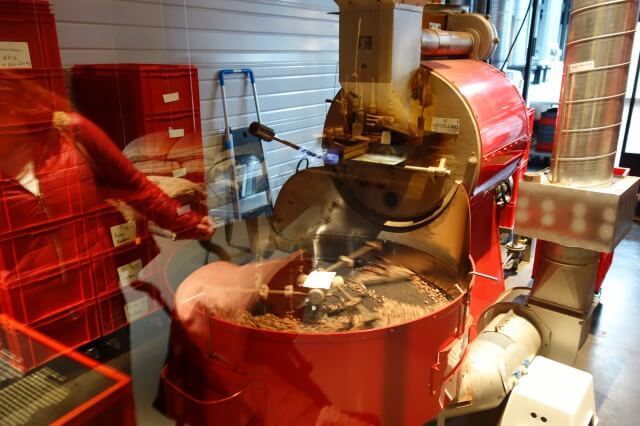 チョコレートの製造機械