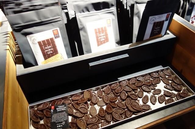 産地ごとのチョコレートの味の違い